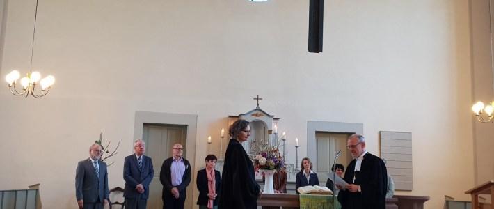 Feierlicher Einführungsgottesdienst für unsere neue Pfarrerin Fr. Maicher