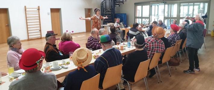 Närischer Seniorentreff – Erlenbacher Senioren Helau
