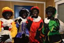 Zwarte Pieten gespot in Erm!