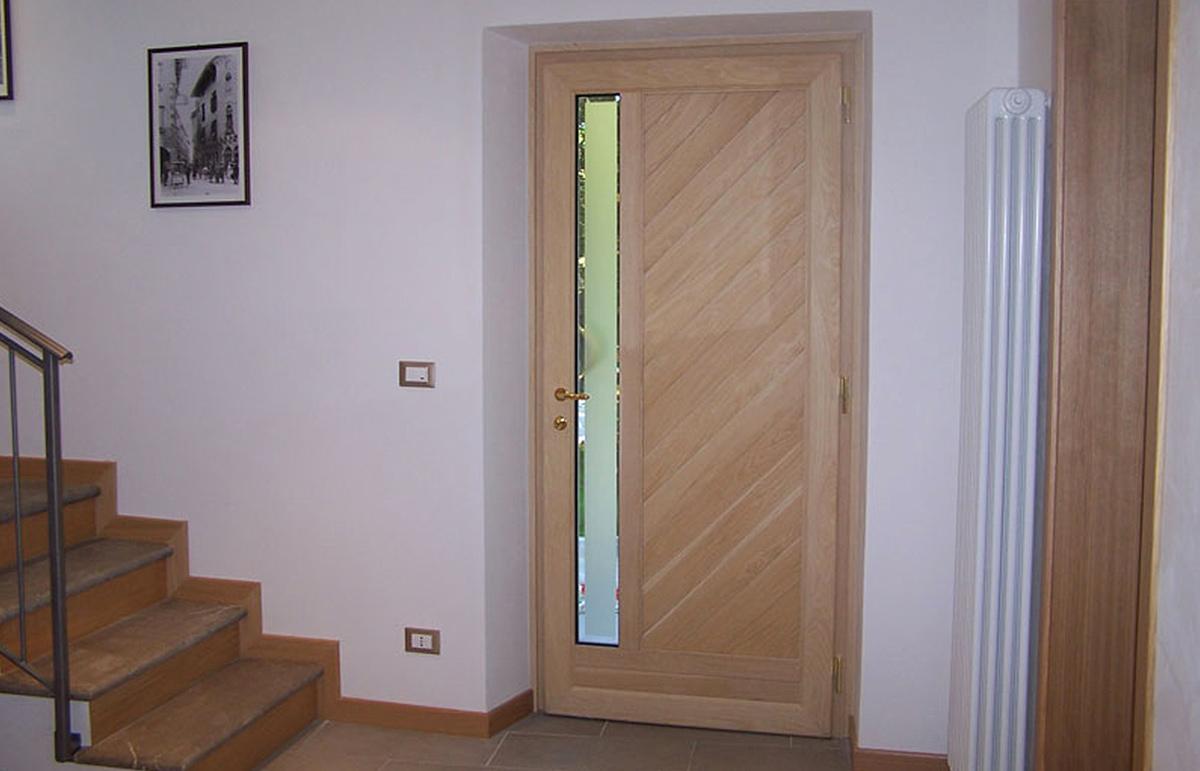 Produzione Montaggio vendita finestre alluminio legno Gorizia