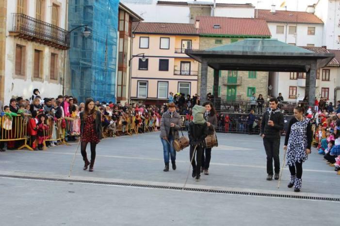 Los carnavales 2015 ya están en marcha con el Eguen Zuri
