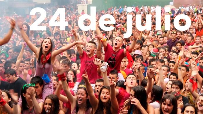 24 de Julio, Txupinazo en VO, el reportaje completo.