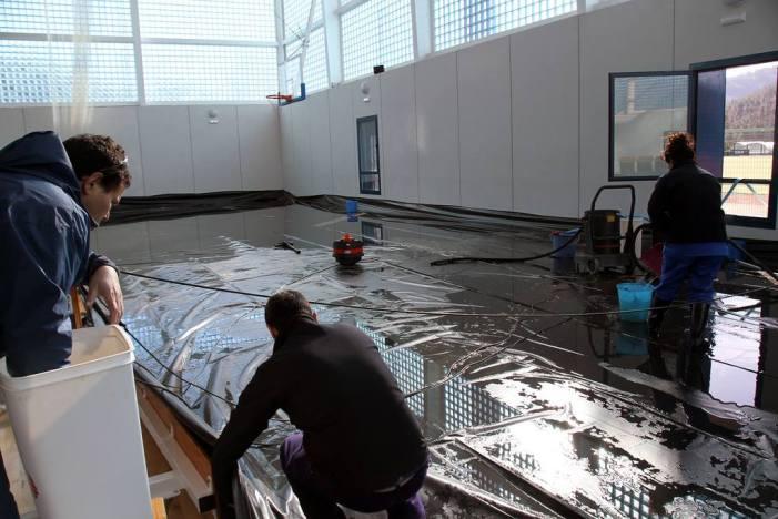 Los desperfectos de Betiondo se estiman en 100.000 euros
