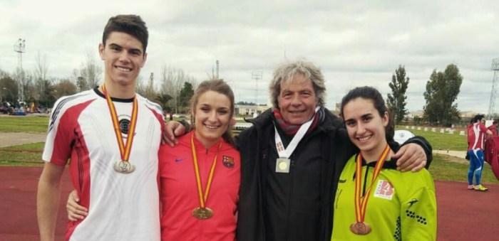 ¡Moreno revalida el oro en Montijo y Gorritxategi es bronce!