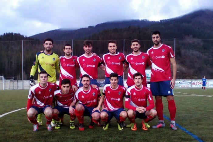 4-1 El Ermua golea al Loyola y recorta diferencias