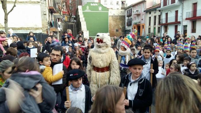 «Hartza eguna» Una tradición con 80 años de historia
