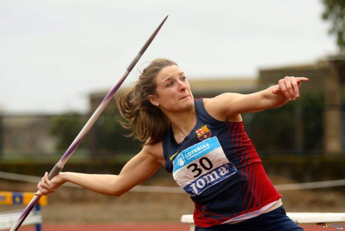 Arantza Moreno, ¡campeona de España de invierno en Jaén!