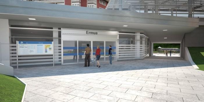 Las obras de la estación concluirán en 10 meses