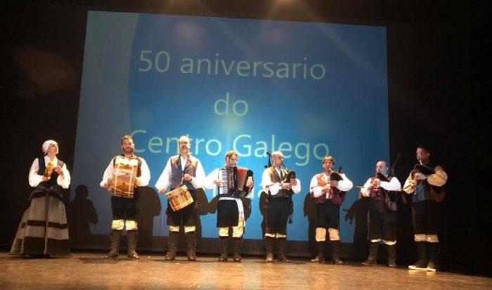 El Centro Gallego de Ermua  conmemora sus 50 años