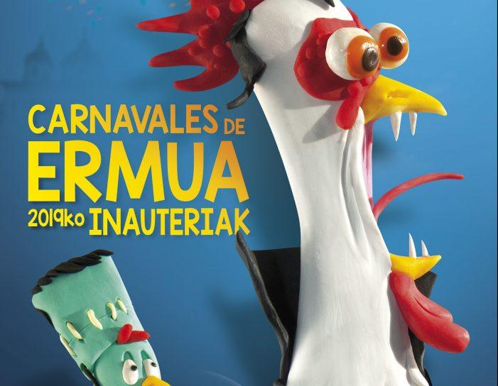 """""""Beldurra"""" ilustrará el carnaval ermuarra"""