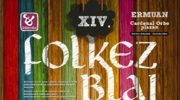En marcha el concurso 'Folkez blai' de 2019