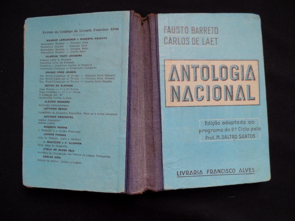 Fausto Barreto e Carlos de Laet