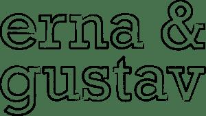 erna und gustav Logo