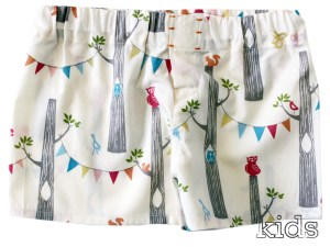 Forest Party Boxershorts kids
