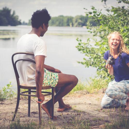 Julia und Xavier 2 Fotoshooting 2015 © Susann Kerk