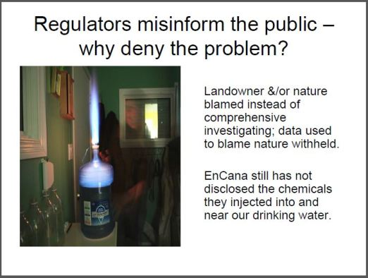 2011 05 03 Jessica Ernst presents on fracing being unsafe & unstainable, United Nations, New York City