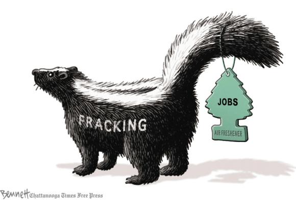 2013 fracking jobs