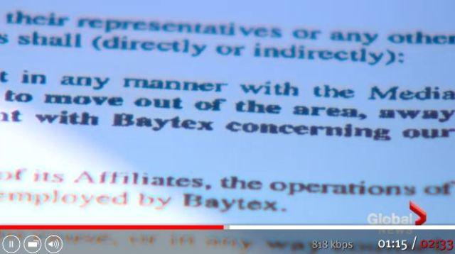 2013 08 16 Baytex Gag Order
