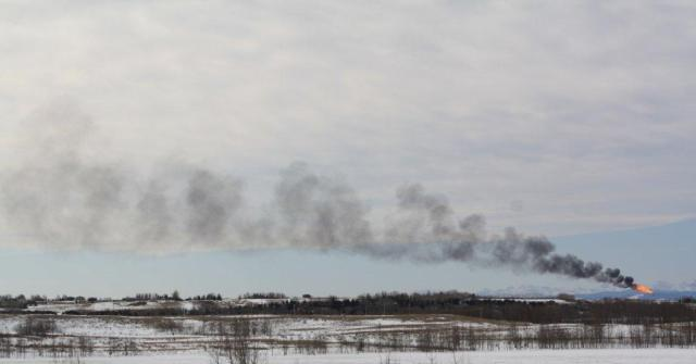 2014 03 12 NW of Calgary Cochrane Interpipeline Gas Plant Non-compliant Pollution Reported to AER