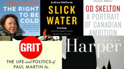 2016 03 02 shaughnessy cohen prize finalists include books on harper, fracking, climate change