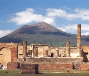 Gli scavi di Pompei: una eco dal passato