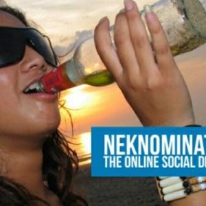 Neknominations: ennesima trovata del web?