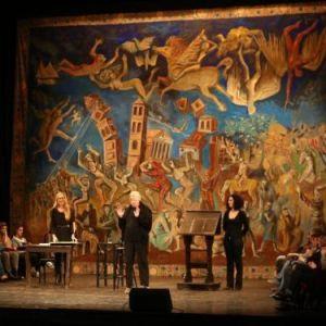 Dario Fo: giullare del palco