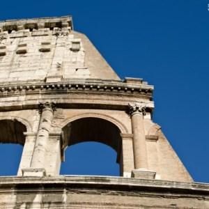 Colosseo: un viaggio nel blu