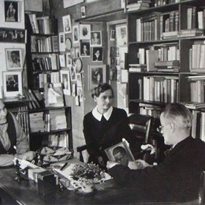 Shakespeare and Company, un romanzo