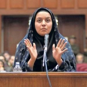 Reyhaneh: perchè mi uccidete?