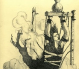 Acquario - Lo Zodiaco nelle illustrazioni grafiche