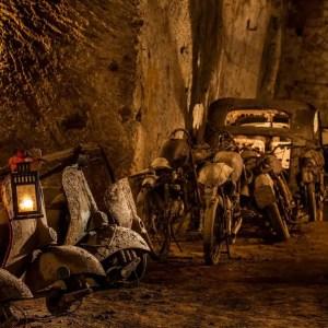 Napoli e il Tunnel Borbonico