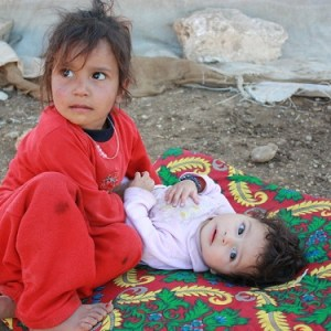 I bambini siriani disegnano la guerra