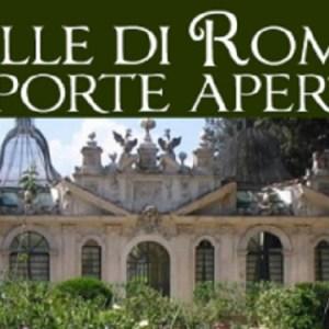 Ville di Roma a porte aperte 2015