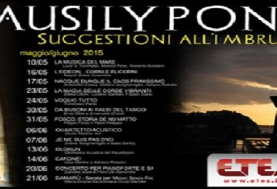 Suggestioni all'imbrunire