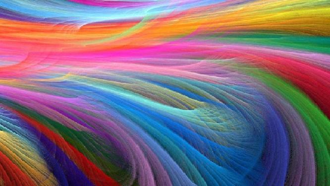 La psicologia dei colori: la cromoterapia