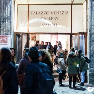 anima di napoli a Palazzo Venezia