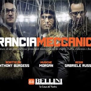 Arancia Meccanica al Teatro Bellini