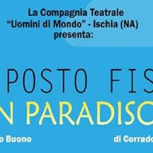 Teatro amatoriale: Un posto fisso in Paradiso all'Augusteo