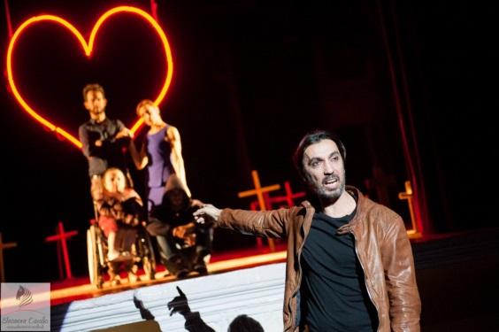 David è morto, epitaffi rock al Teatro Sannazaro