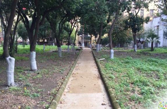 giardino degli scalzi