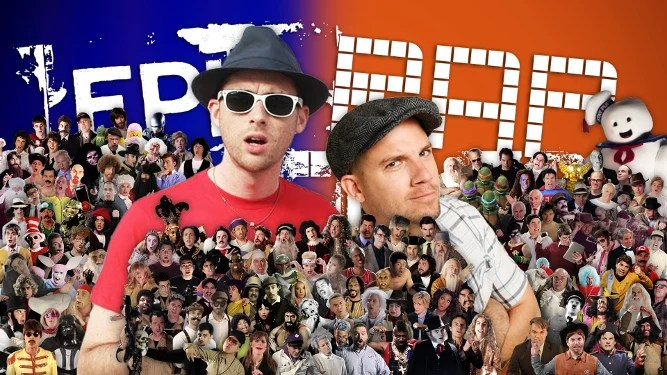 Epic Rap Battles of History: l'evoluzione dell'intrattenimento su YouTube