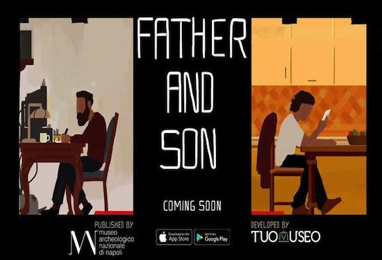 Father and Son: arte e videogioco insieme
