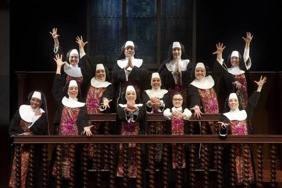 Sister Act, il Teatro Augusteo è divino!