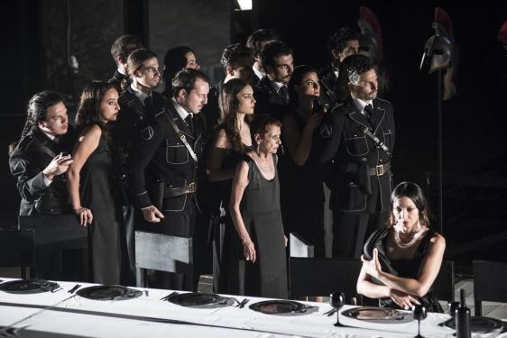 Le Troiane, Euripide al Teatro Mercadante