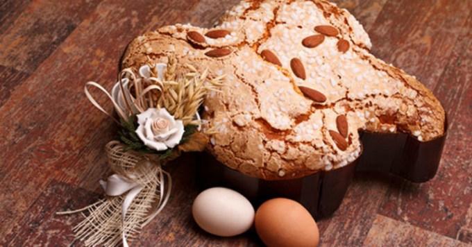 Colomba Pasquale: il dolce della tradizione