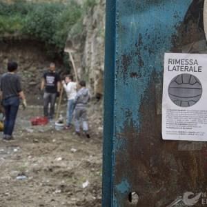 Rimessa Laterale: il gioco ricomincia dai Quartieri Spagnoli