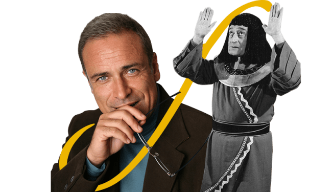 """In arte...Totò"" al Festival MANN: Enzo Decaro racconta"