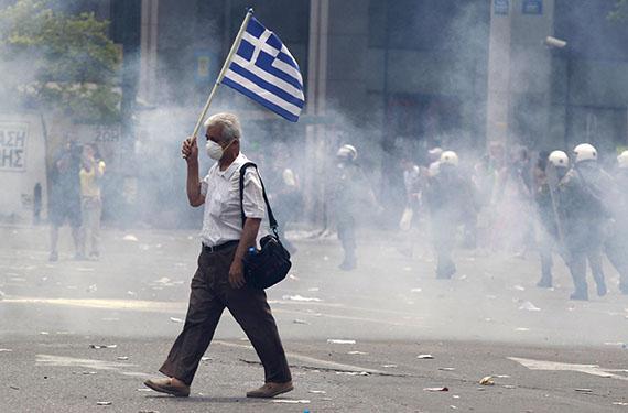Quando anche vivere diventa un lusso in Grecia