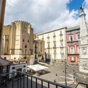 Scoprire Napoli giocando: caccia al tesoro al centro storico